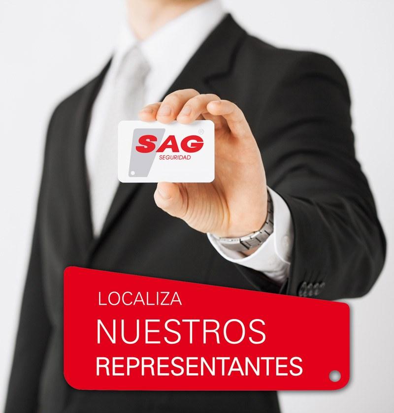SAG, fabricante en Bizkaia de candados, cerrojos y cerraduras.