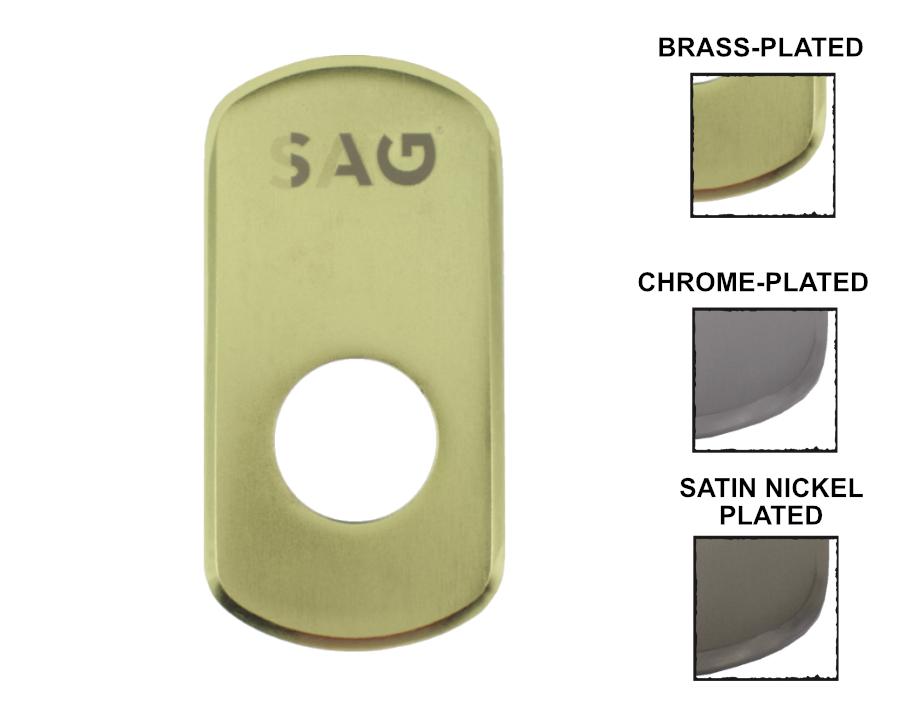 Reinforced Plate for CSI - EP40 - EP50 - SAG Seguridad